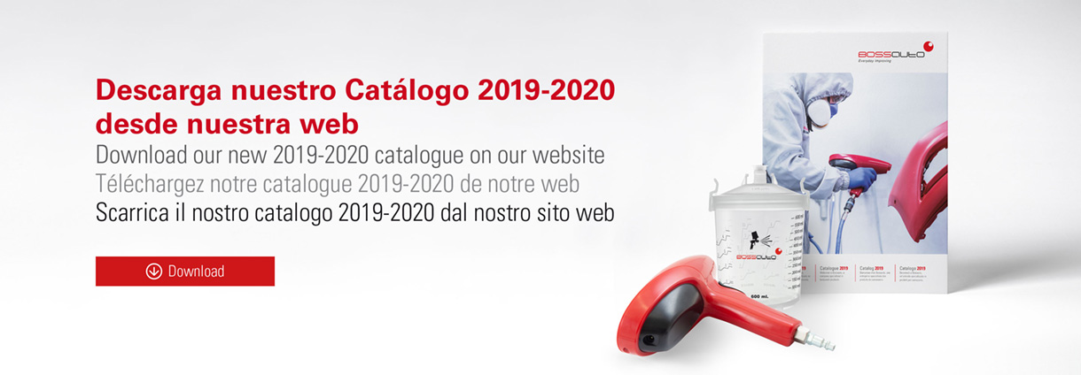 Bossauto Catalogue 2019-2020