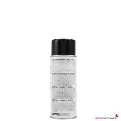 DSS Spray cleaner para plásticos 400 ml