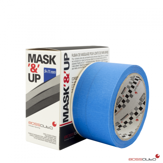 MASK '&' UP 9 + 11 mm