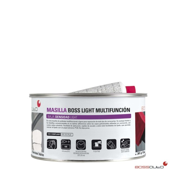 Masilla Boss light multifunción 1L